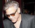 George Clooney aparece bem envelhecido em Londres. Saiba o que aconteceu