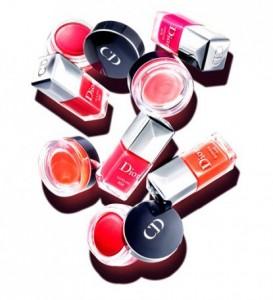 Dior lança minicoleção de beleza para encher de cor a estação. Inspire-se!