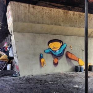 Prefeitura e osgemeos travam batalha pela liberdade de grafitar
