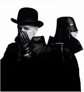 Duo britânico Pet Shop Boys vai animar São Paulo nesta quarta-feira