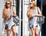 Lindsay Lohan: 270 looks para o rehab e uma fuga improvisada da internação