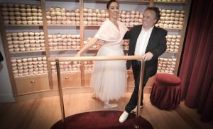 Repetto inaugura loja no Cidade Jardim com cocktail e apresentação de balé