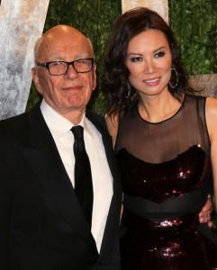 Ex de Rupert Murdoch pode embolsar mais de US$ 1 bi com separação