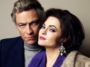 Mulher de Tim Burton vai interpretar Elizabeth Taylor em novo filme