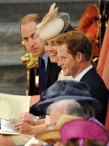 Kate Middleton e a comemoração dos 60 anos da coroação de Elizabeth