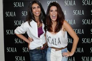 Sexy back! Fernanda Paes Leme é a nova embaixadora da Scala