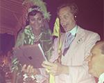 """Hamish Bowles comemora aniversário em clima de """"O Grande Gatsby"""" em NY"""