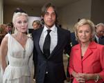 Tina Brown, Daphne Guinness e Dasha Zhukova agitam a Art Basel. Vem!