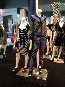 Diane Von Furstenberg apresenta a nova coleção resort em Nova York