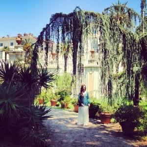 Um dia com Margherita Missoni no bairro Trastevere, em Roma