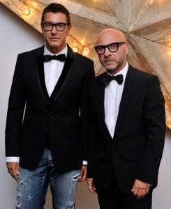 Domenico Dolce e Stefano Gabbana: condenados a prisão em Milão