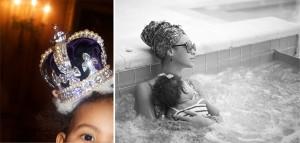 Beyoncé abre a guarda e mostra Ivy Blue em suas redes sociais