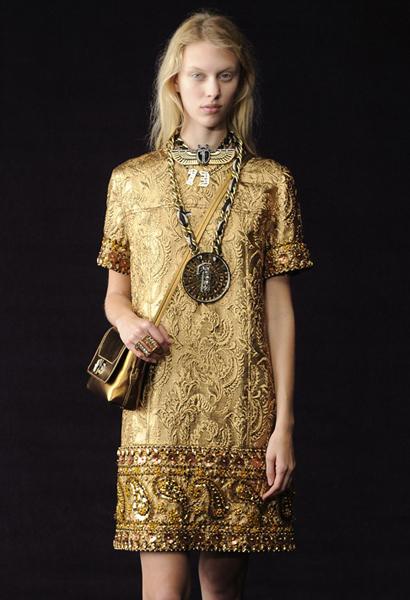 Desejo do Dia  o vestido de inspiração barroca da Lanvin – Glamurama 21dfb8e891