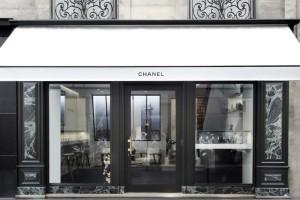 Paris chamando: Chanel acaba de abrir pop up store de relógios