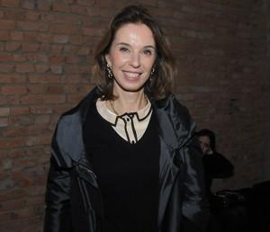 Esther Schattan comemora 27 anos da Ornare com cocktail. Cheers!