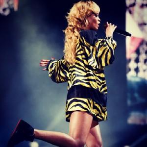 O detalhes do festival que reuniu Rihanna, Rita Ora,The Killers etc…