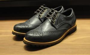 Tendência para os homens: voltou a moda de sapatos com brogues
