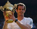Andy Murray deve lucrar cerca de R$ 335 milhões nos próximos cinco anos