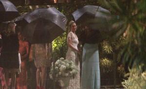 Com convidados famosos, Luana Piovani se casa no Rio de Janeiro