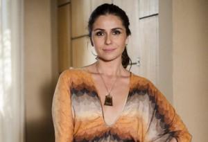 Giovanna Antonelli fala de seu filme e ataca de guia de turismo. Play!