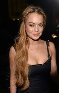 Lindsay Lohan já escolheu para onde vai pós-rehab