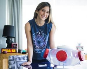 Camila Brennand Fortes dá dicas de alimentação ao redor do mundo
