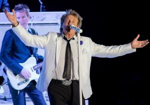 Rod Stewart faz show para príncipe Albert em Mônaco. Glamurama foi!