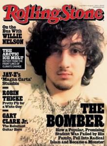 Polêmica em torno de capa de revista lembra época de Charles Manson