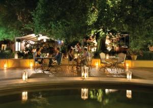 Quer jantar no maior jardim de Florença neste verão europeu? Vem saber!