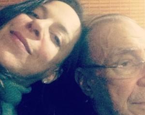 Cena rara: Bebel Gilberto divulga fotos ao lado de João Gilberto e Miúcha