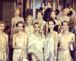 Armani Privé se inspira nos anos 20 e apresenta coleção luxuosa