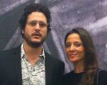 Mariana Kraemer e Rafael Vogt celebram casamento com festa intimista