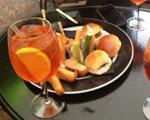 Em Roma é a época dos drinks ao ar livre. Anote a dica!