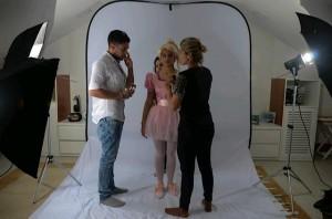 Tal mãe tal filha: Flavia Alessandra ajuda Giulia na estreia de musical. Vem ver