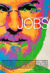 """Pôster e fotos do filme """"Jobs"""" com Ashton Kutcher são divulgados"""