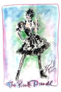 Karl Lagerfeld cria coleção punk inspirada na Oktoberfest. Oi?
