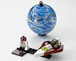 Para os glamuzinhos: Lego lança seis brinquedos da linha Guerra das Estrelas
