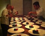 Restaurante Matsuhisa, em Mykonos, comemora dez anos. Glamurama foi