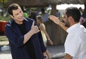 John Travolta está indo embora. Saiba detalhes da passagem dele por aqui