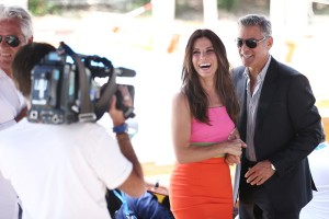 Com Sandra Bullock e George Clonney, começa o 70º Festival de Veneza