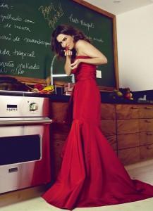 ce0daf93402 Ticiana Villas Boas se casa três vezes com o mesmo milionário. Leia na  revista J.P