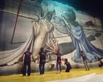 """Glamurama viu antes de todo mundo a tela de Dalí em """"La Verità"""""""