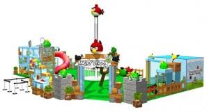 É amante dos Angry Birds? O shopping VillaLobos tem uma novidade boa
