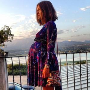 Grávida, Margherita Missoni perderá casamento de sua bff Tatiana Santo Domingo