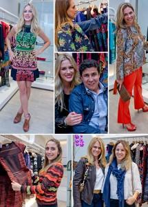 Glamurettes foram conferir as novidades da M Missoni no Rio