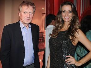Mônica Martelli e Patrice de Camaret estão se conhecendo melhor