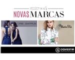 Mario Filó e Cris Barros entram para a lista de marcas do OQVestir