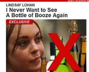Saiba como anda a vida de Lindsay Lohan pós rehab…