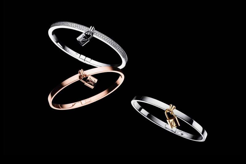 02eb04cf56c Desejo do dia  fechaduras da Louis Vuitton que simbolizam o amor eterno
