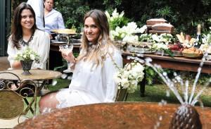 Champagne Perrier-Jouët celebra a chegada da primavera com garden party